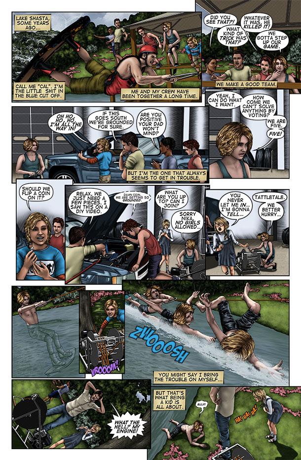 Shake The Lake - Volume #1A